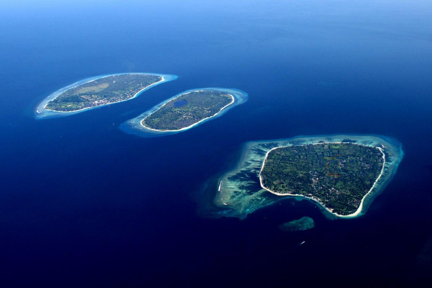 Islas Gili (Indonesia)
