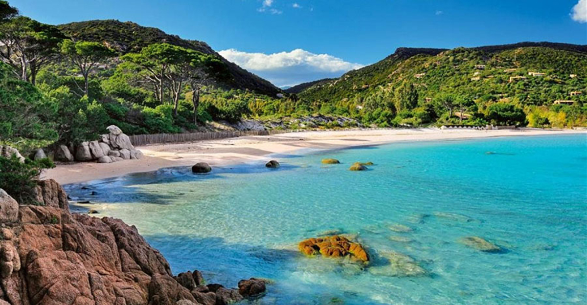 Playa Palombaggia