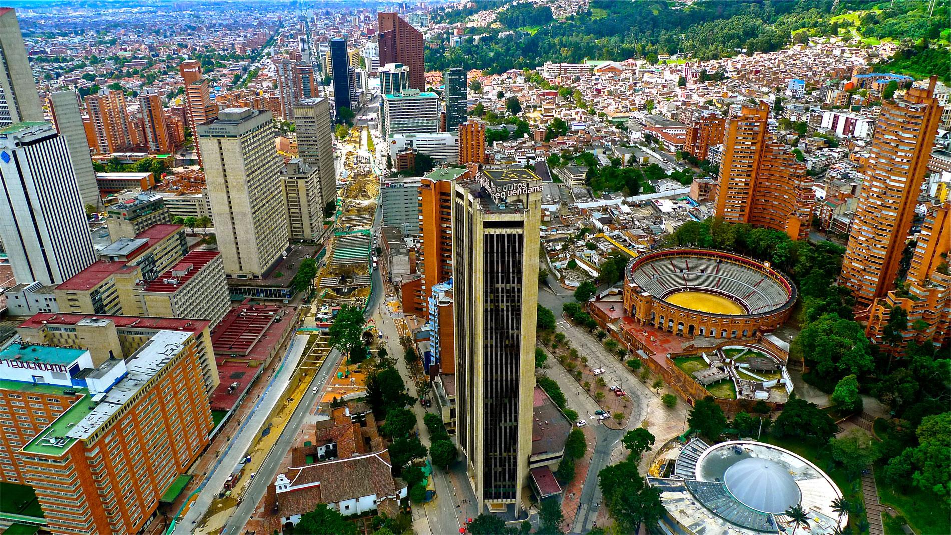Centro-financiero-de-la-ciudad-de-Bogota-2