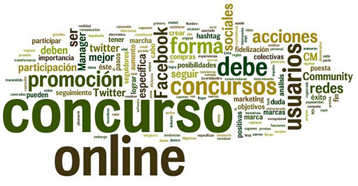 Concursos y promociones online