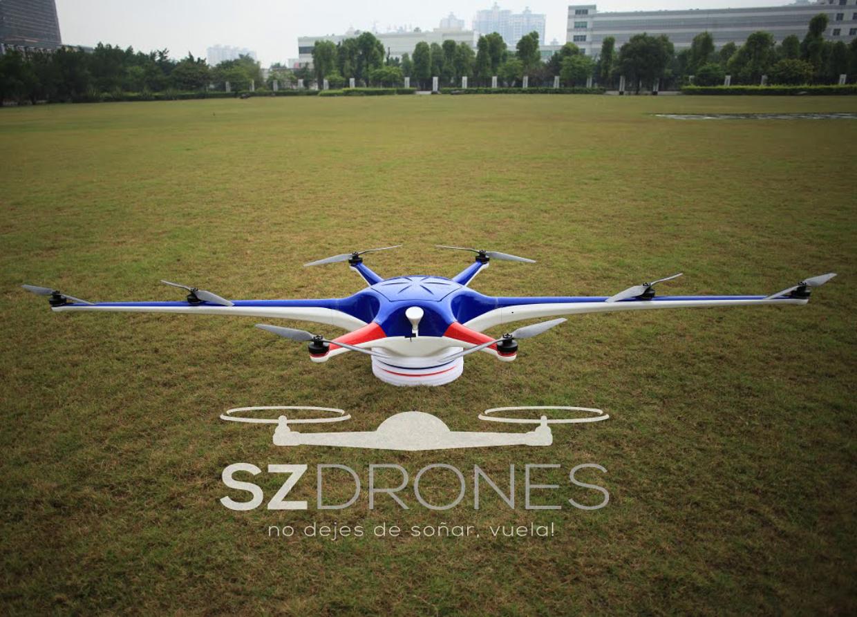 Servicios de drones para empresas