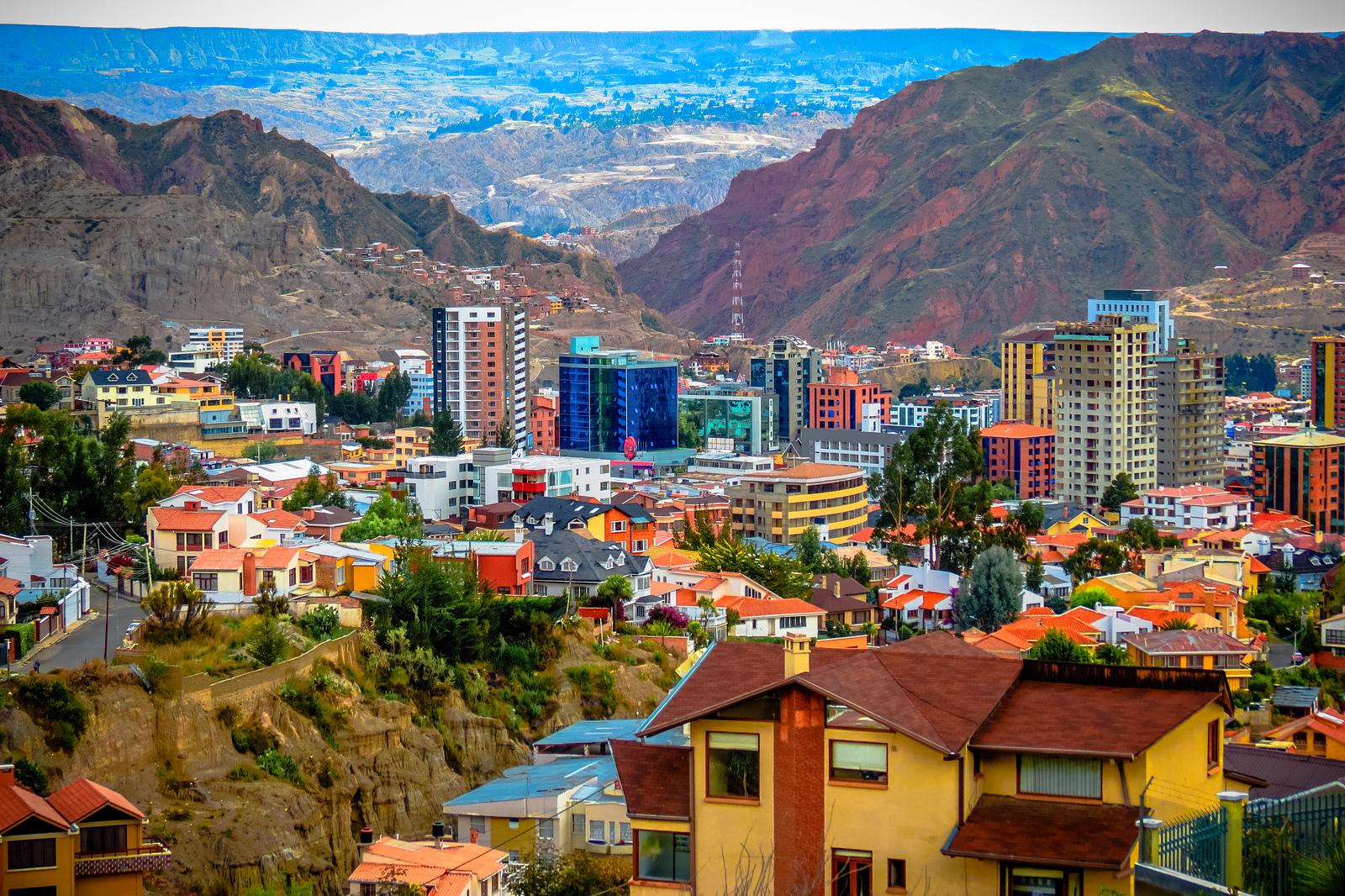 Bolivia-Medios
