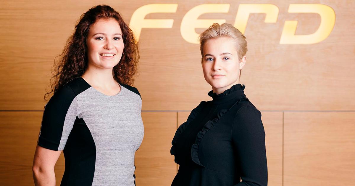 Alexandra y Katharina Andresen edit