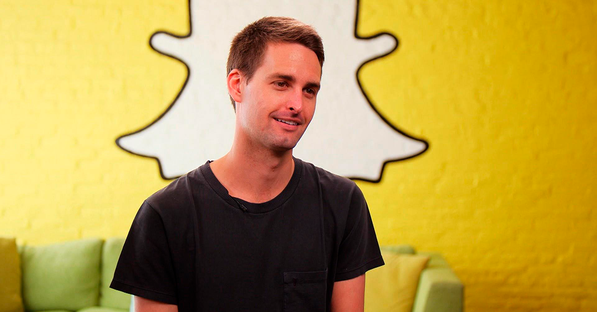 Evan Spiegel edit
